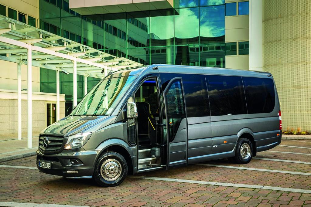 mini bus hire exeter devon