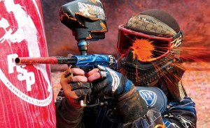 paintball devon exeter